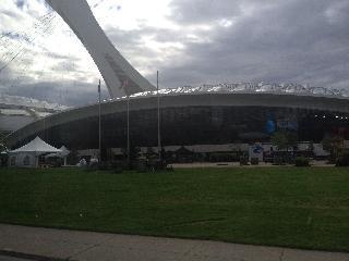 Canada, montreal, olympic stadium