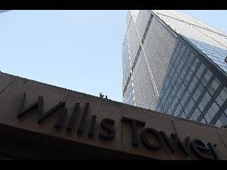 illinois, chicago, willis tower, skydeck