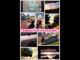 Baltimore, maryland, washington dc
