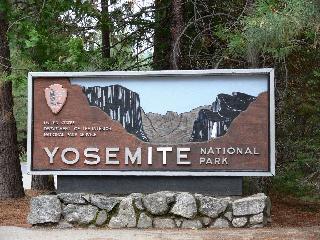 california, yosemite