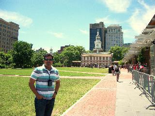 Independence park, philadelphia, pennsylvania
