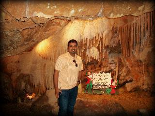 Shenandoah caverns, virginia