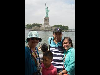 new york, new york city, cruise, statue of liberty
