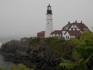 Portland, maine, portland head light house