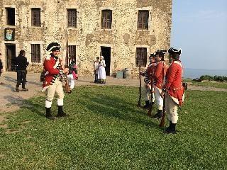 Old Fort Niagra, niagara, new york