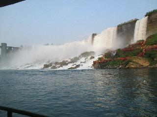 Niagara falls, new york, maid of the mist