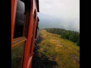 new hampshire, white mountain, cog railway