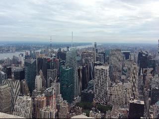 new york city, new york, empire state building