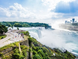 2-Day Niagara Falls Tour from New York or New Jersey