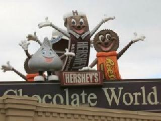 Hersheys Chocolate World