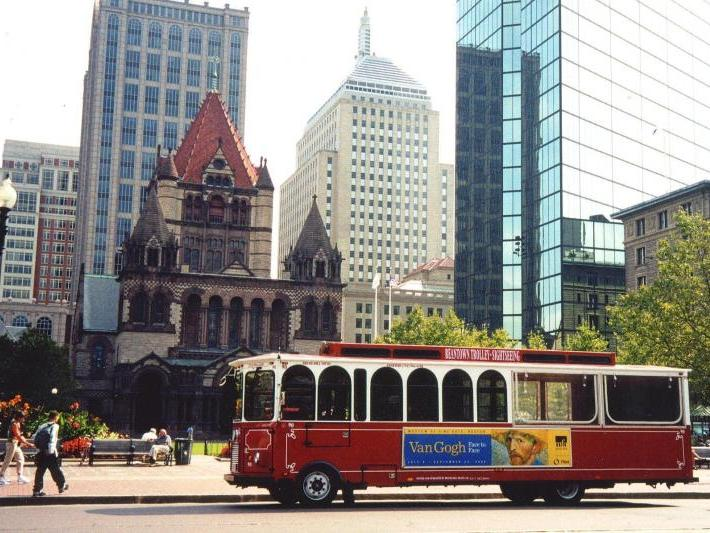 Beantown Trolley & Boston Harbor Cruise 1-Day/2-Day Pass...