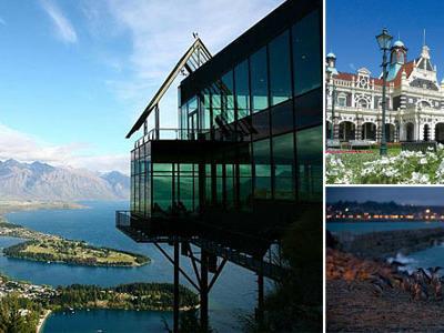 6日-新西蘭南島雪山休閒之旅 (基督城出發)