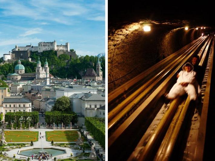 Super Saver - Sound of Music Tour with Salt Mines from Salzburg