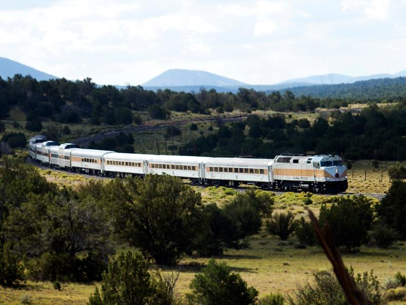 1-Day Grand Canyon Railroad Tour from Flagstaff