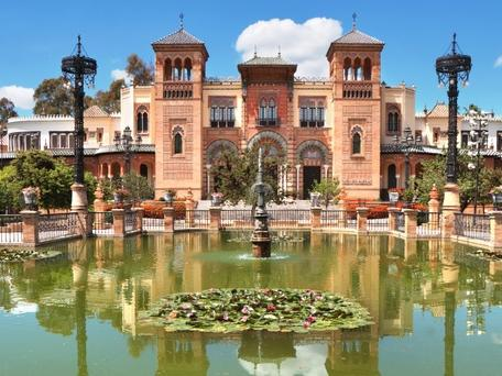 5-Day Southern Spain: Cordoba, Sevilla, Granada, Toledo Tour from Madrid