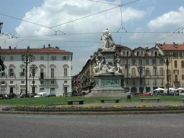 The Historical Center of Turin Guided Tour