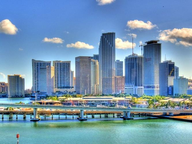 1-Day Miami City Tour and Bay Cruise Tour
