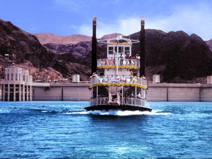 1-Day Hoover Dam Lake Mead Cruise