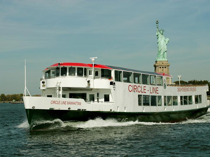 紐約自由女神像巡游 NYC Liberty Cruise