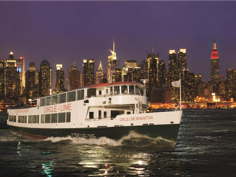 NYC Harbor Lights Cruise
