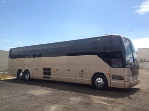 Shuttle Bus Service between Grand Canyon South Rim and Las Vegas