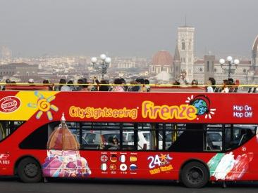 City Sightseeing Florence 48 Hours