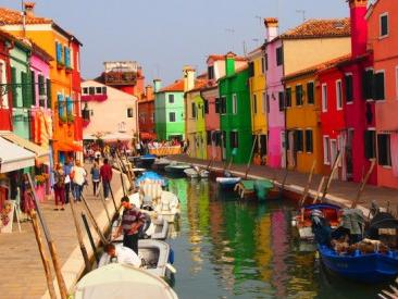 Half-Day Murano, Burano, Torcello Group Tour from Venice...