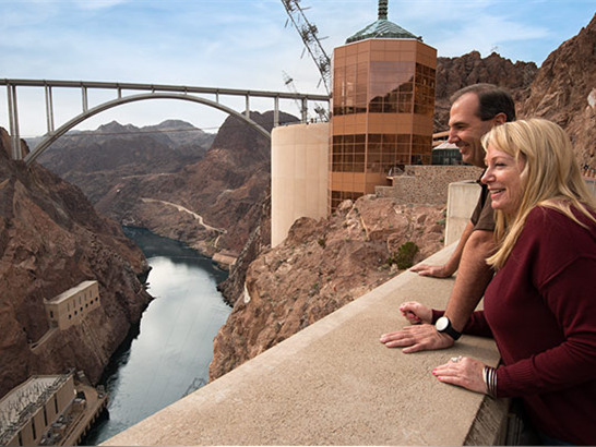 6.5-hour Hoover Dam Top-To-Bottom Discovery Tour