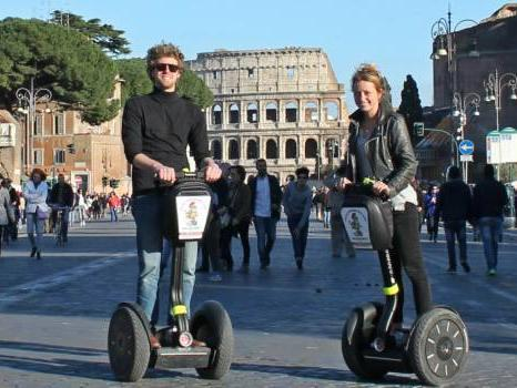 3-hour Ancient Rome Segway Tour