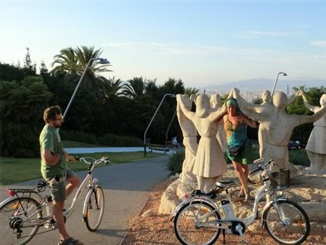 Bike Classical Tour Best of Barcelona