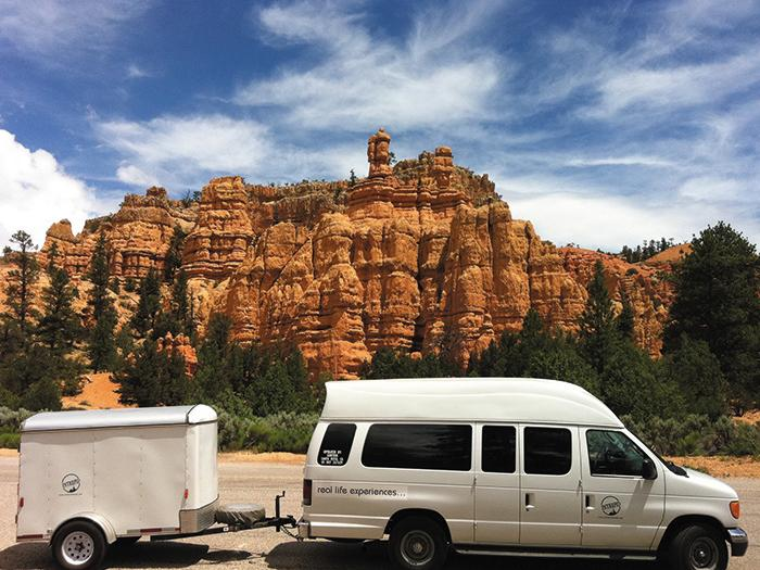 8-Day Zion, Bryce Canyon, Moab, Monument Valley, Lake Powell from Las Vegas
