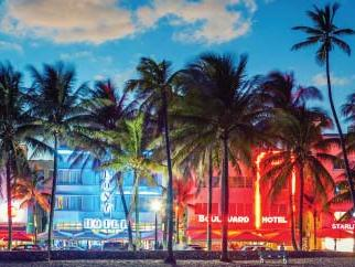 9-Day Miami Design District,  Kennedy Space Center, Orlando Theme Parks Tour - Shopping Series