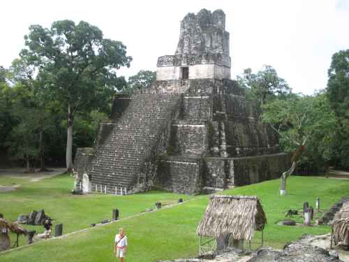 13-Day Mayan Meeting Tour from Guatemala City