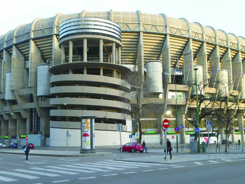 1-Day Madrid City Tour & Santiago Bernabeu Stadium Tour...