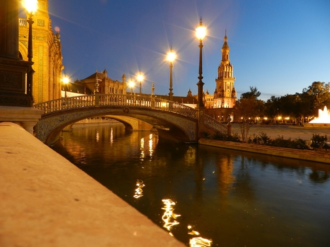 3-Day Caceres, Seville & Costa del Sol Tour from Madrid...