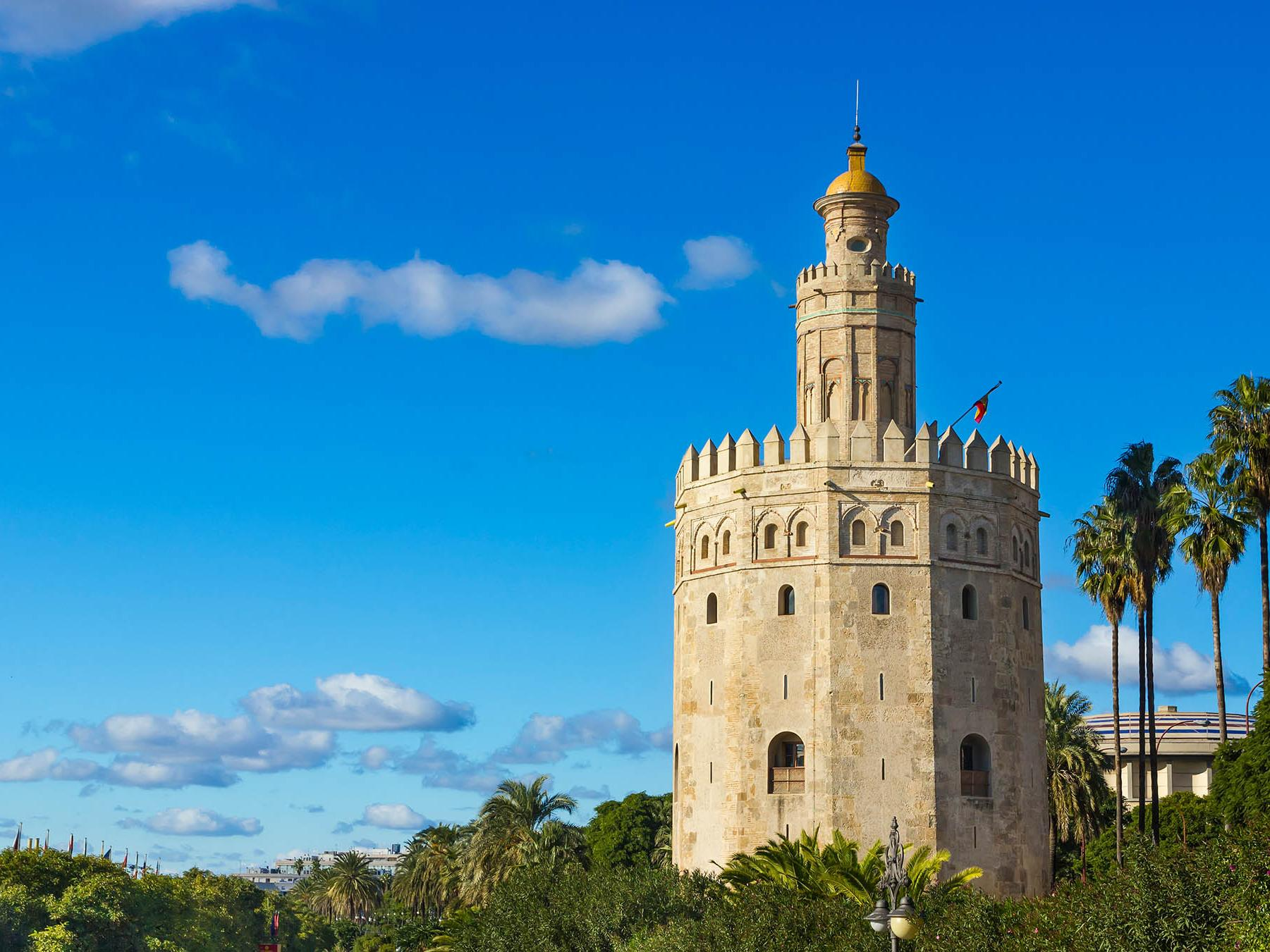 4-Day Caceres, Seville & Cordoba Tour from Madrid...