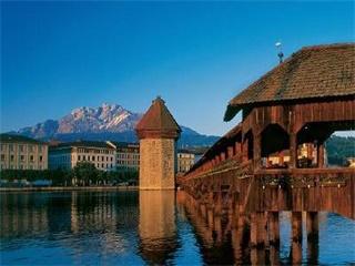 1-Day Zurich, Rhine Falls Sightseeing Tour from Frankfurt, Zurich out