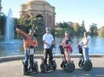 San Francisco Fisherman's Wharf and Waterfront Segway Tour