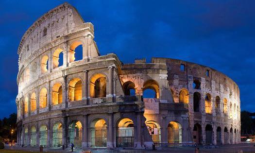 8日条条道路通罗马意法五国印象之旅 (巴黎出发)
