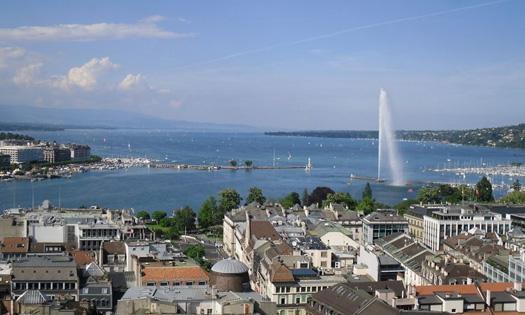 4日法国瑞士列支敦士登三国之旅(巴黎出发)
