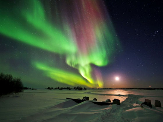 3-Day Yellowknife Aurora Tour from Yellowknife