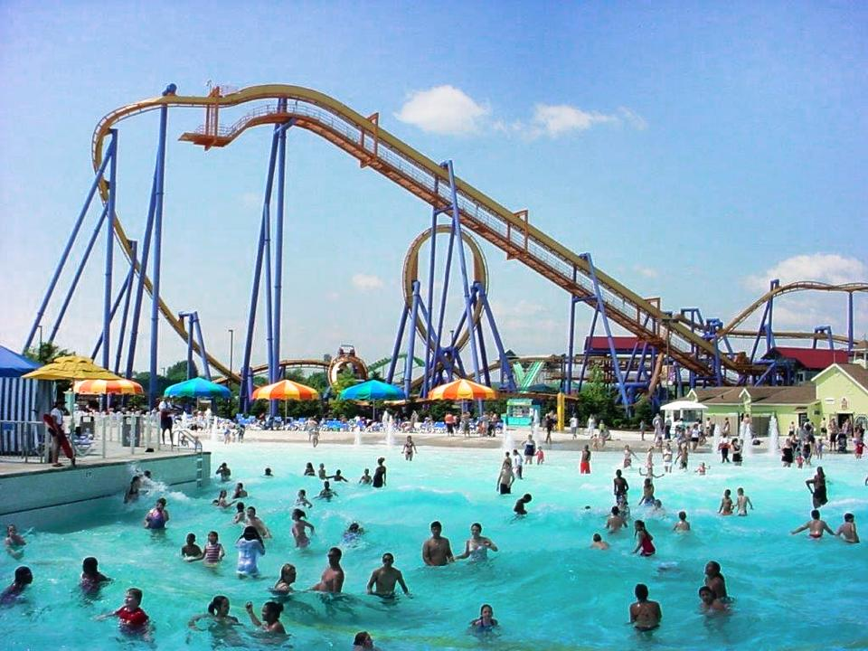 1 Day Splish Splash Water Park Tour From New York
