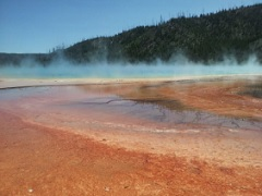 13-Day Yellowstone National Park Overnight,  Grand Teton, Theme Parks Tour from San Francisco with Airport Pickup
