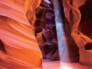 9-Day 2 Theme Parks, Antelope Canyon, Bryce Canyon, Lake Powell Overnight, Grand Canyon East & South Rim Tour from LA/LV