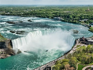 1-Day Niagara Falls Sightseeing Tour from Toronto