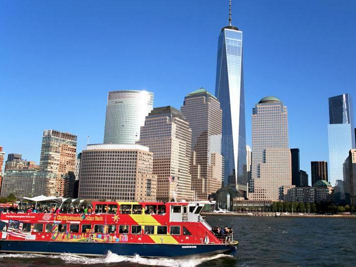 CitySightseeing New York by Hop-on, Hop-off Sightseeing Ferry