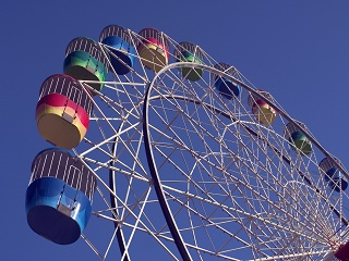 4-Day California Theme Parks Tour  from Los Angeles