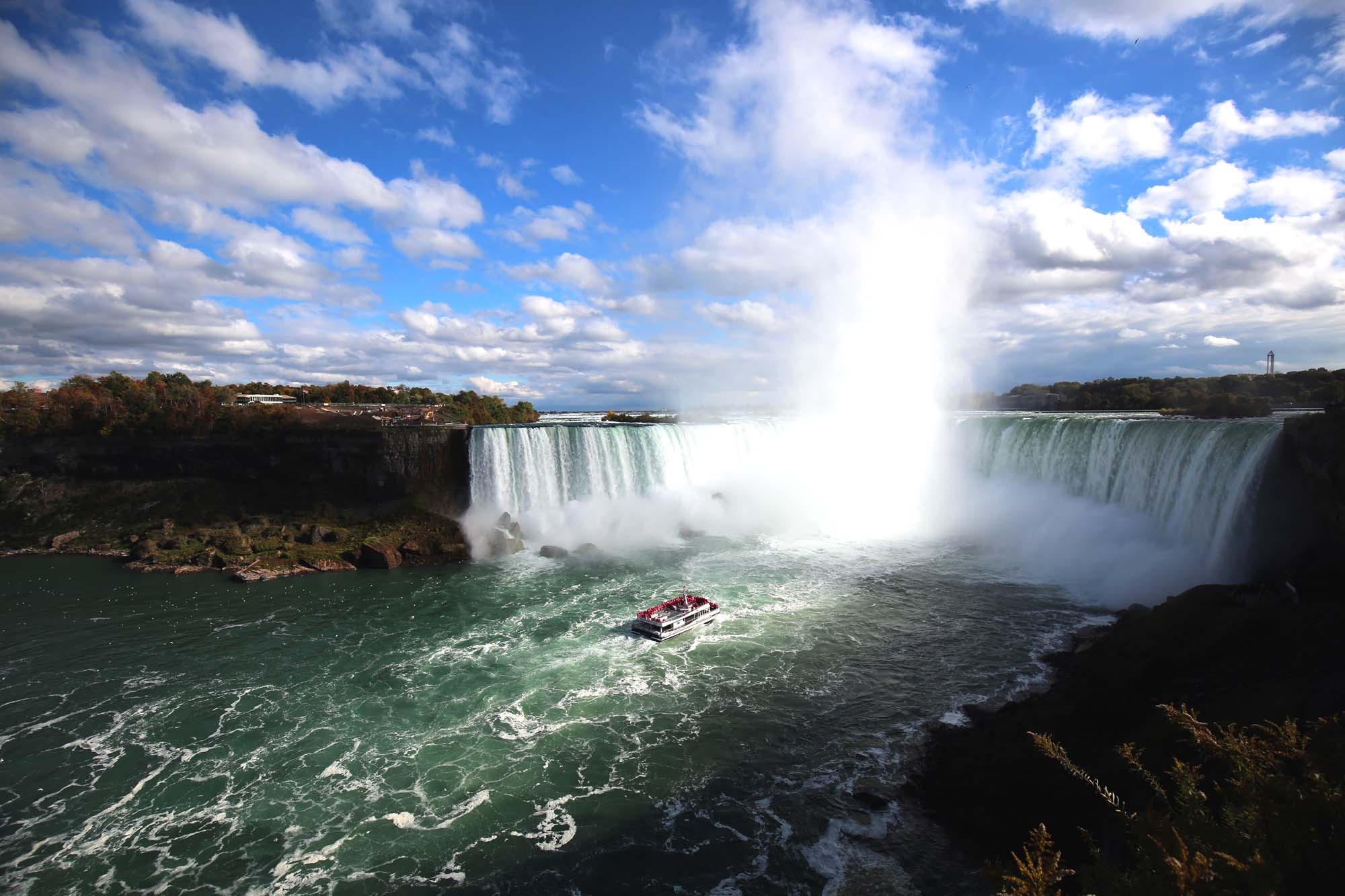 4-Day Niagara Falls, Rhode Island and Boston Deluxe Tour  from New York/New Jersey