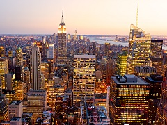3-Day New York Sightseeing & Shopping splendid tour from Montreal