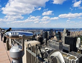 4-Day New York, Washington DC and Philadelphia Splendid Tour from Montreal